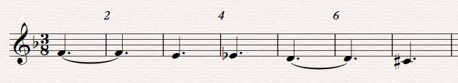 chromatic line 1